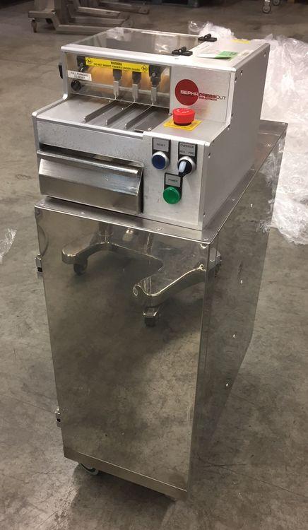 Sepha Pressout T406-001-002  Automatic deblistering machine