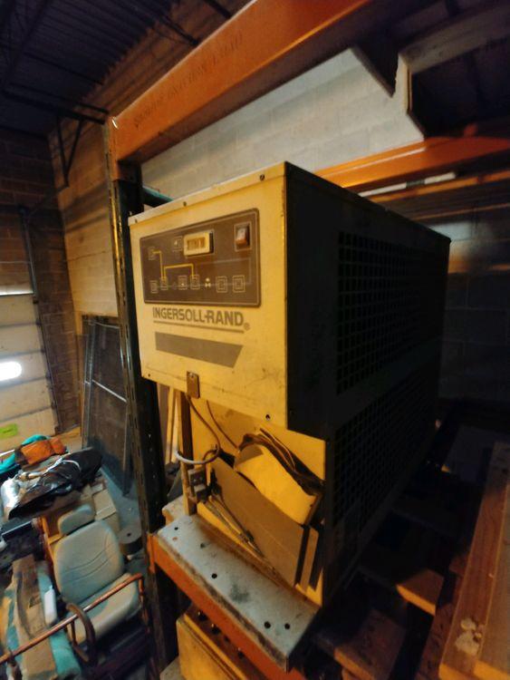 Ingersol Rand DXR150 250PSIG