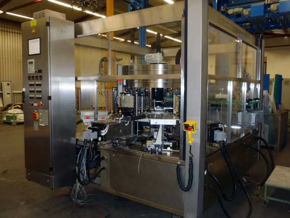 Krones Canmatic Combi 960-24-8-6-130 Labelling Machine