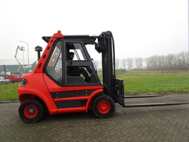 Linde H60D 6000 kg