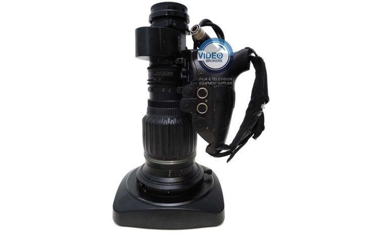 """Canon HJ14ex4.3B IASE Wide angle lens HD 2/3"""""""