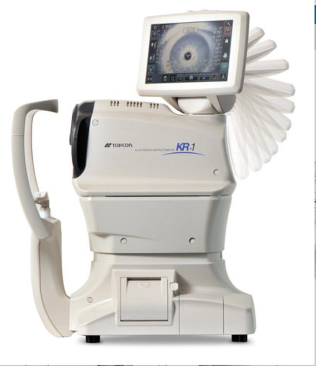 Essilor, Topcon AKR 700  (same as KR-1 by Topcon)