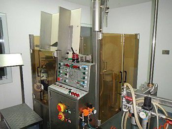 Unipac Silver 90, Combined Plastic & Metal Tube Filler