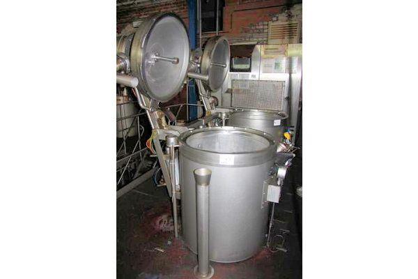 Jasper Vertical Yarn Dyeing Machine