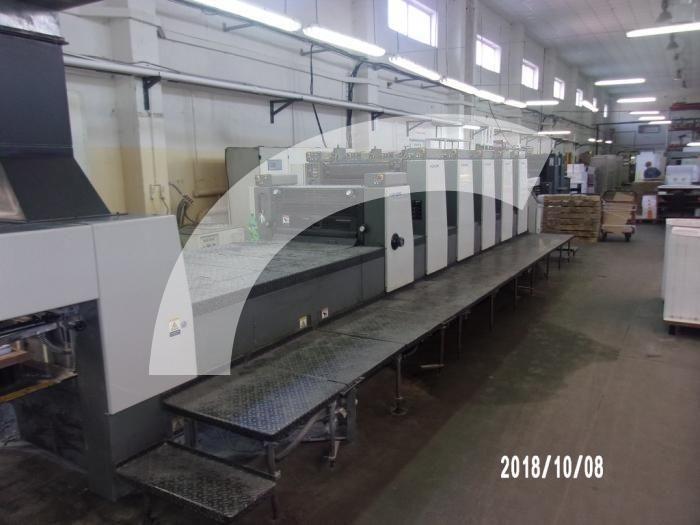 Komori L 528+C. SAPC