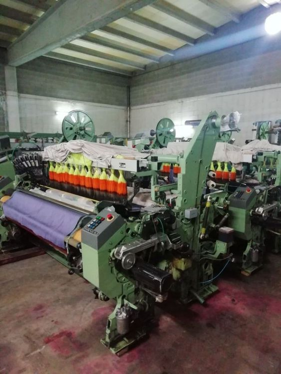 2 Dornier HTVS 16J 200 Cm ready for jacquard