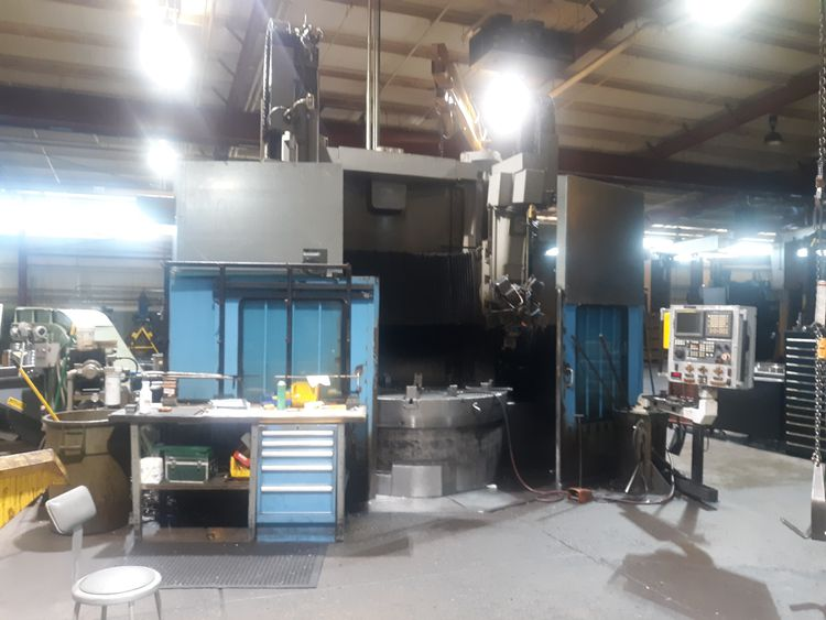 Bullard, Phoenix 4-Axis CNC Vertical Boring Mill