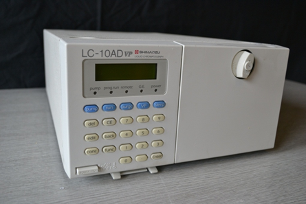 Shimadzu LC10ADvp HPLC pump