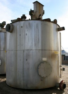 Others Vertical Single Shell Tank 4,300 Gallon