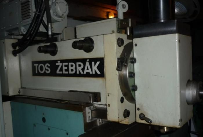 TOS FNG 30 CNC VERTICAL Variable