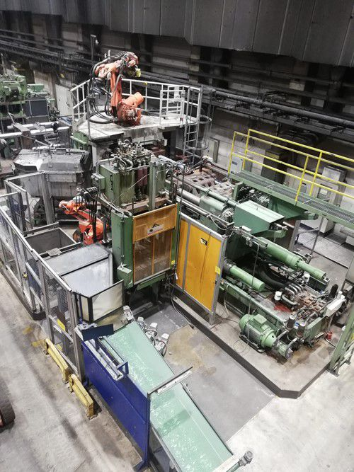 Die Casting Cell
