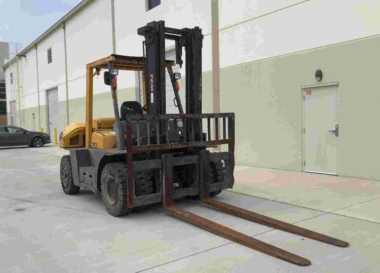 TCM Forklifts FD70-2 15500
