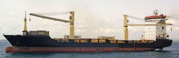 Celik Tekne Geared Container Ship
