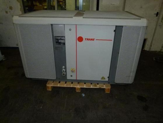 Trane CGAU 150 Chiller Cold Water