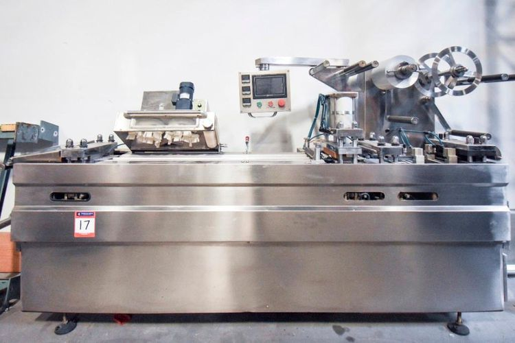 DPB- 250 Series  Flat Plate Automatic Blister Packaging Machine