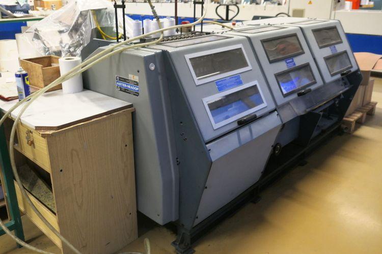 Aster, Meccanotecnica Headop Sewing machine