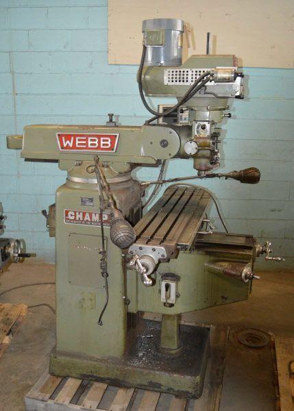 Webb 3VH vertical 4200 rpm