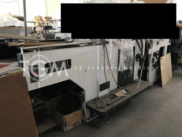 Sakurai Cilnder SC112 Screen printing