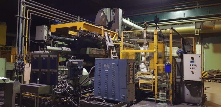Idra OL 950 S Die-casting press
