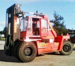 Kalmar DCF200 12,000kg