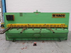 Haco TS 306 3050mm x 6mm Hydraulic Guillotine