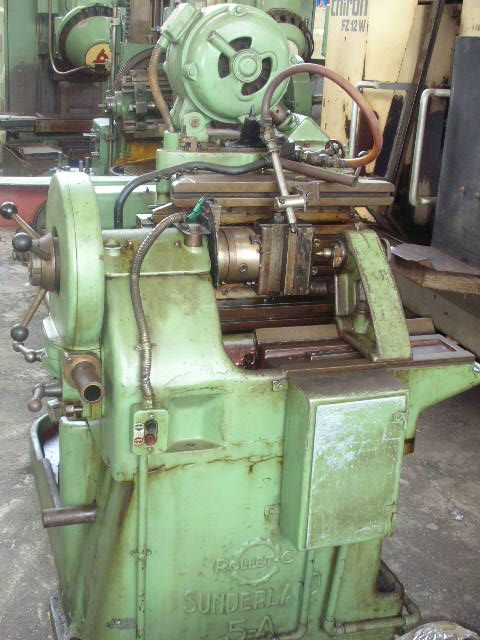 Sunderland 5A Variable Gear Grinding Machines