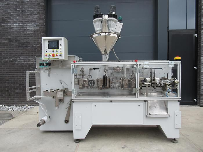Volpak S-140 D horizontal-, form-, fill-, and seal machine