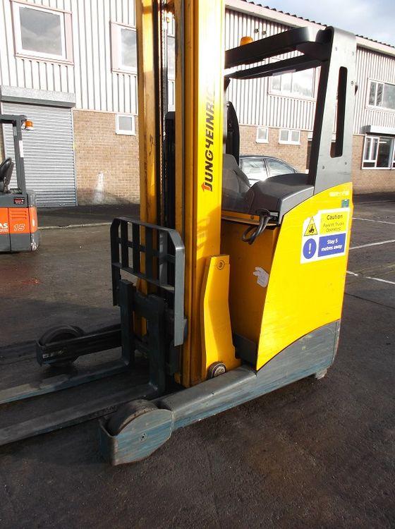 Jungheinrich ETV114 Forklift 1.4 Ton