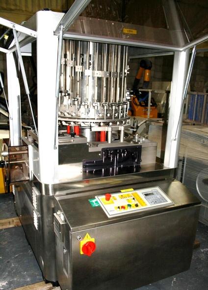 Ima Matic-90F 0L & 2 capsules CAPSULE FILLER