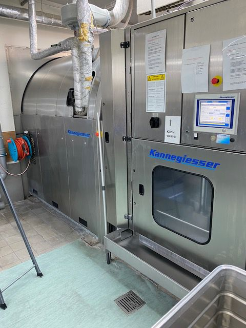 Kannegiesser BT 36-4 T-Jet-PP Tunnel Washer