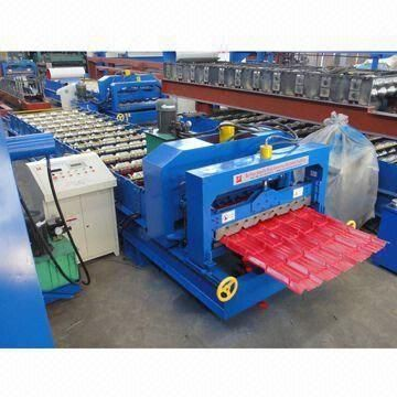 10 Others Colot steel roll froming machine XF24-200-1000