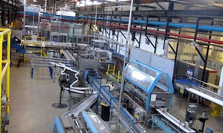 Others Carbonated Beverage Bottling Line