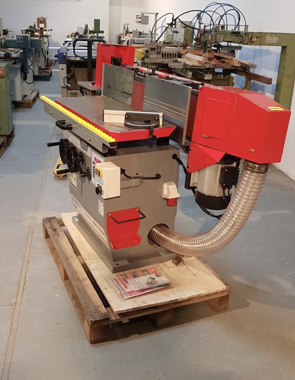 Holzmann KOS 3000C, Edge sanding machine