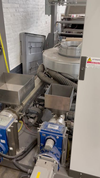 K2A Extrusion lines Blownfilm lines co-ex