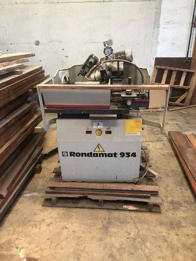 Weinig Rodomat Rondomat 934