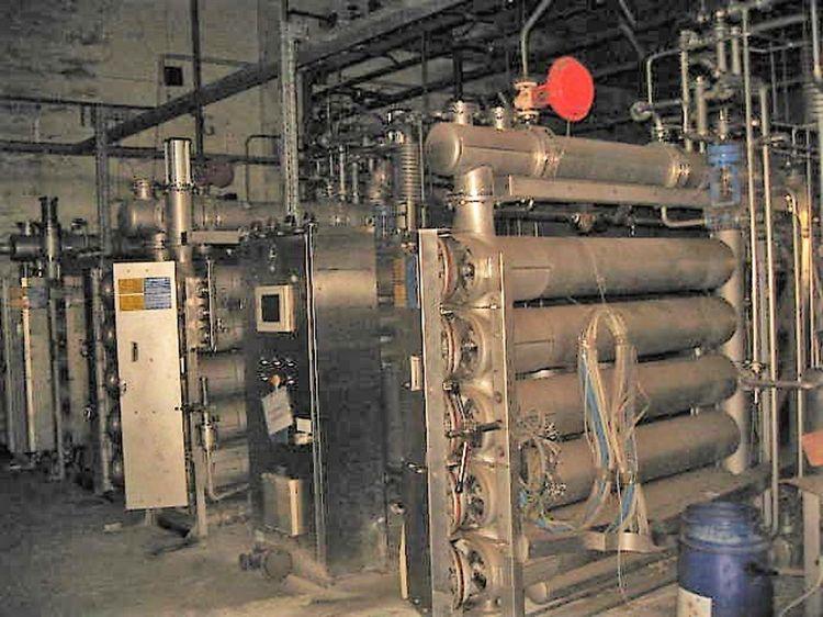 2 Obem Yarn dyeing machine