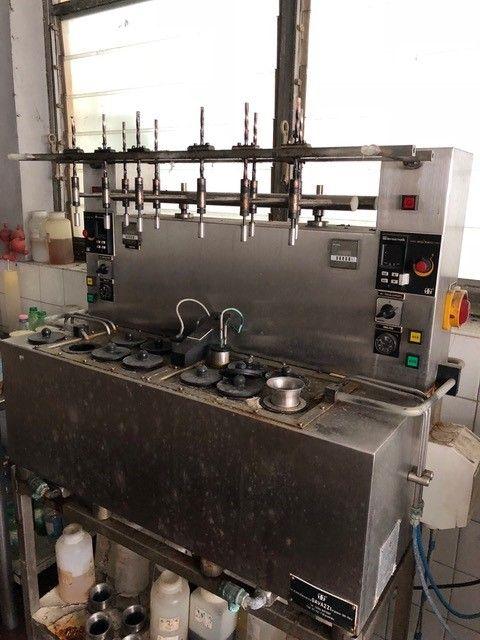 Gavazzi Laboratory dyeing