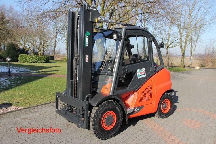 Linde H 50 T 02 EVO 5000 kg