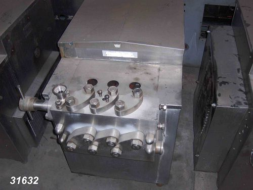 Cherry Burrell SS7500-TGR, Homogenizer