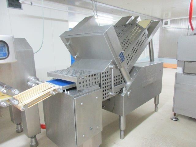 Weber CCA 5001 Slicer with insert