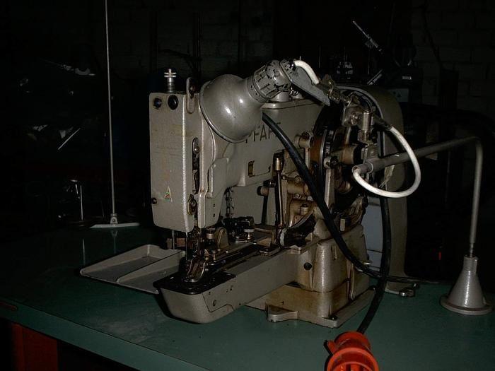 Pfaff Kl. 3306 Button sewing