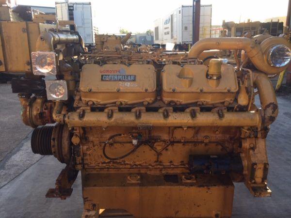 Caterpillar 3412 DIT 540HP Diesel Marine Engine