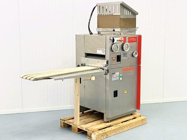 König Classic Rex T4 bun roll machine