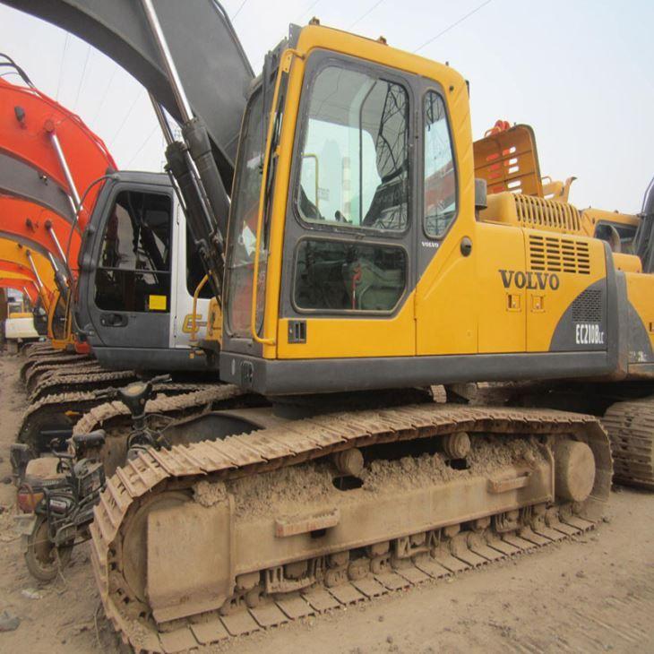 Volvo EC210BLC Crawler Excavator