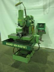 Maho MH 500 W Vertical 4000 rpm
