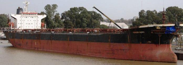 Hudong Bulk Carrier DWT:  70,003