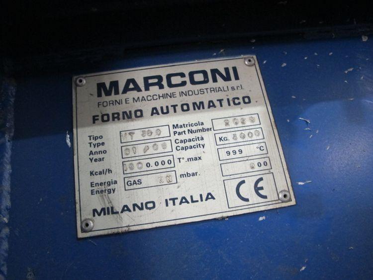 MARCONI OVEN MOD. MT300