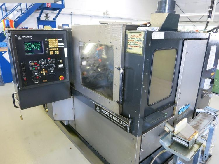 Index CNC Controller Variable GS30 2 Axis