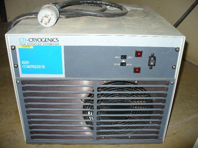 CTI 8200, Cryo Compressor