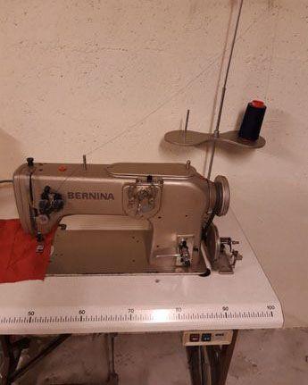 Bernina 217 Industrial sewing